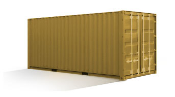 40' seafreight container for international shipping