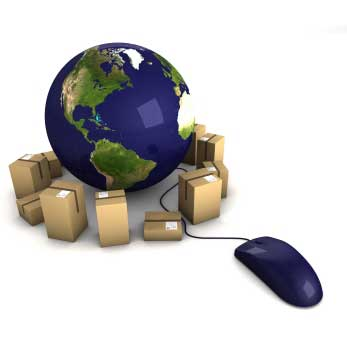 international shipping services online